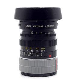Used Leica 50mm 1.4 Summilux (v2)