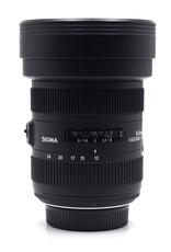 Used Sigma 12-24mm 4-5.6 II DG HSM Nikon