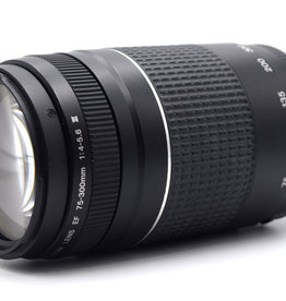 Used Canon 75-300mm 4-5.6 III