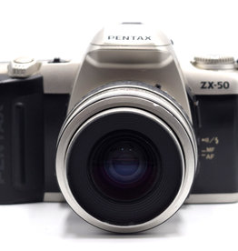 Used Pentax ZX-50 film SLR