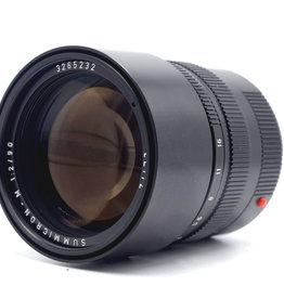 Used Leica Summicron 90mm f/2