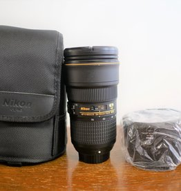 Used Nikon AF-S NIKKOR 24-70mm f/2.8E ED VR Lens #20052