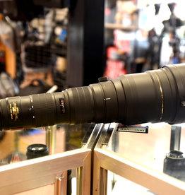 Used Sigma 300-800mm f/5.6 EX DG HSM APO IF for Nikon