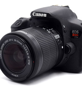 Used Canon T5i w/ 18-55 and 55-250