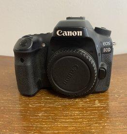 Used Canon 80D Body (95k Clicks~)
