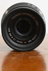 Used Fujifilm XF35mm F2 WR