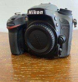 Used Nikon D7200 Body [38k clicks]