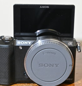 Used Sony A5000 (Mint)