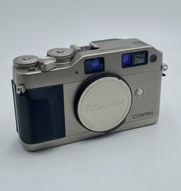 Used Contax G1 Green Label Body (sn:041359)