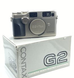 Used Contax G2 Body Only
