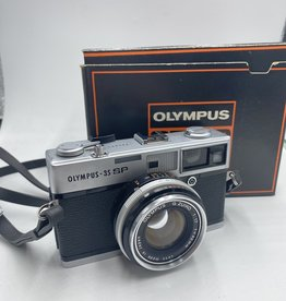 Used Olympus 35 SP Rangefinder Film Camera W/ G.Zuiko 42mm f/1.7