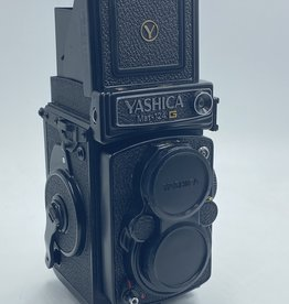 Used Yashica Mat-124G Medium Format TLR Film Camera Yashinon 80mm f3.5