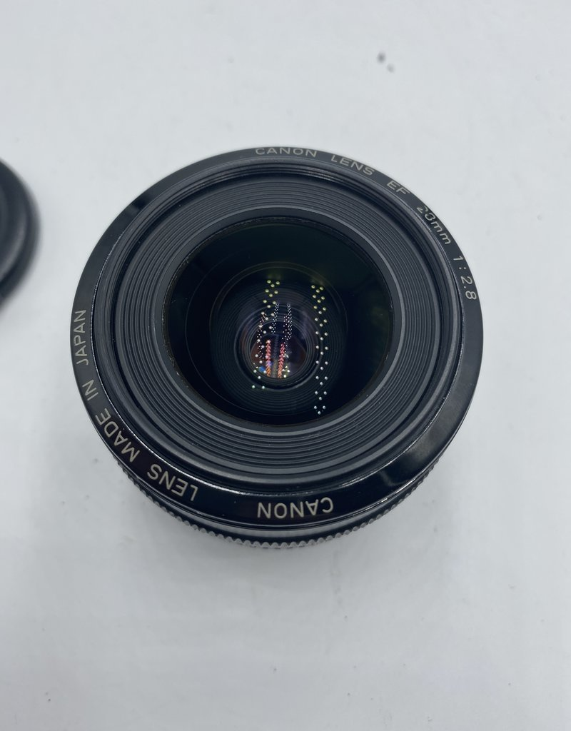 Used Canon EF 28mm f/2.8 Lens