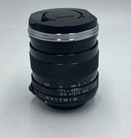 used Used Zeiss Distagon 25mm f/2.8 ZS M42 Mount