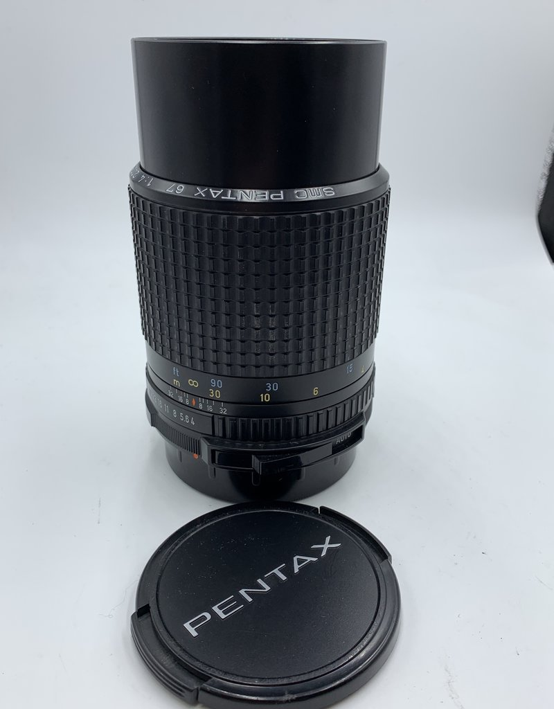 used Used Pentax 67 SMC 200mm f/4 for 6x7