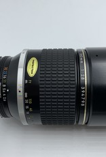 used Used Nikon 180mm f/2.8 ED Nikkor AI-S Manual Focus Telephoto Lens