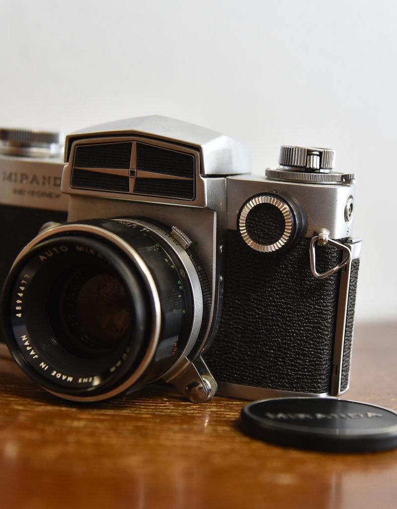 used Used Miranda Sensorex w/ 50mm f/1.9