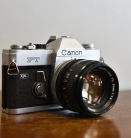 used Used Canon FT w/ 50mm f/1.4 S.S.C