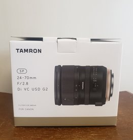 used Used Tamron 24-70mm 2.8 G2 (Canon, Ex+ condition)