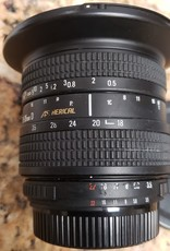 Used Quantaray 18-35mm D Wide angle (Nikon F)