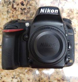Used Nikon D600 Body (54k clicks)