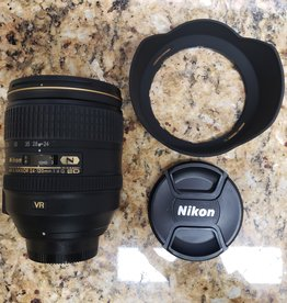 Used Nikon 24-120mm f4 G ED VR