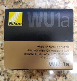 Nikon WU-1a wireless mobile adapter [NoS]