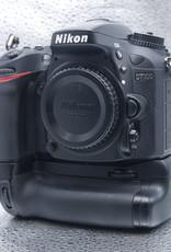 Used Nikon D7100 w/Battery grip [24k clicks]