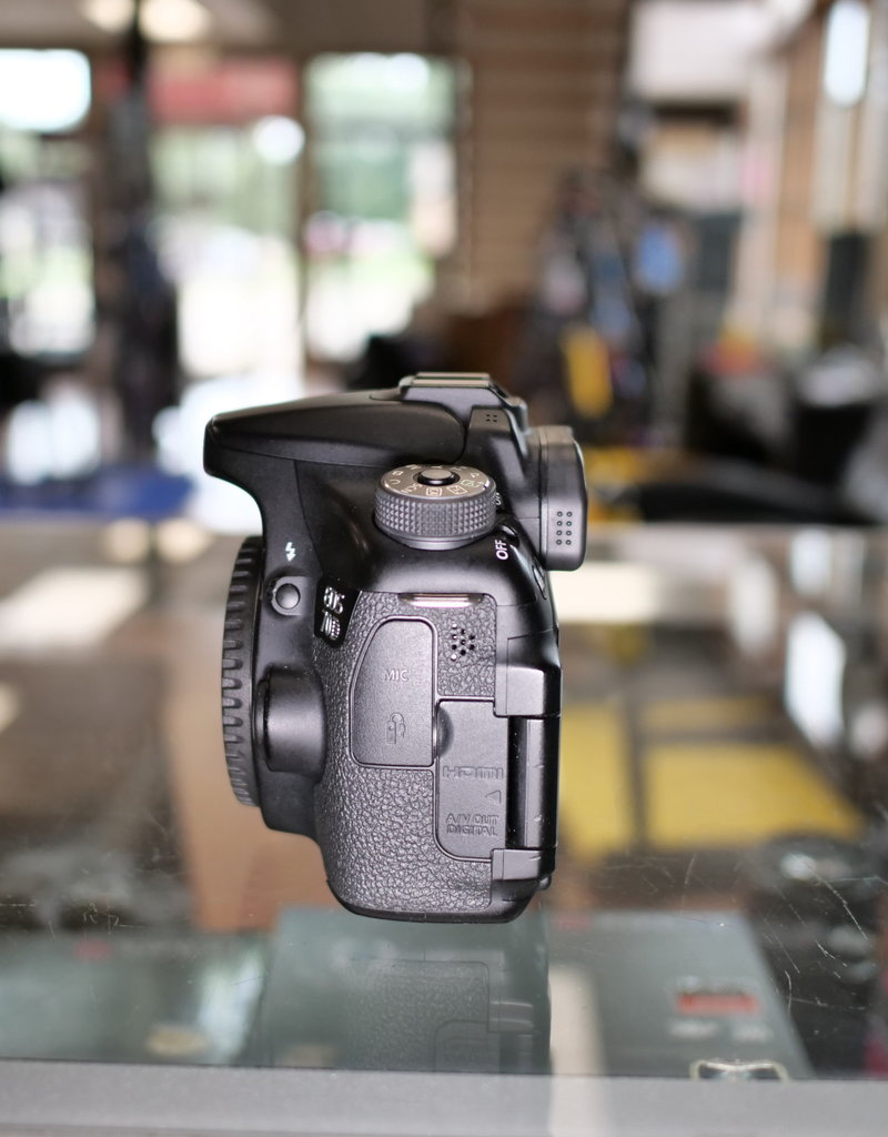 Used Canon 70D (Body Only) (7k Clicks)