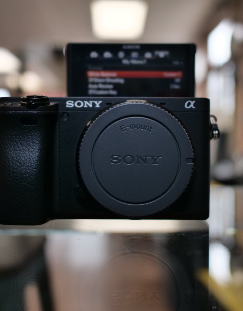 Open box a6400 (Body Only)