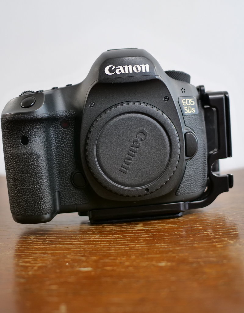 Used Canon 5DS (50,018 Clicks, CPS Cleaned)