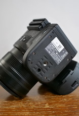 Used Canon XC10 4k Camcorder w/  juicedLink RA202 Riggy-Assist Dual-XLR Preamp