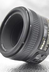 Used Nikon AF-S 50mm F/1.8 G