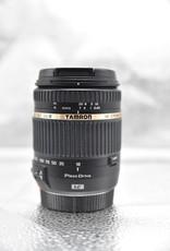 Used Tamron Di II 18-270 PZD for Canon