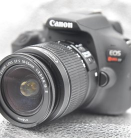 Canon Rebel T7 w/ 18-55mm Lens Kit