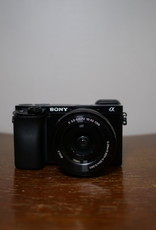 Used Sony a6100 16-50mm kit