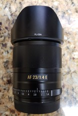 Used Viltrox AF 23mm 1.4 E [Sony e mount]