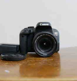 Used Canon T7i 18-55mm IS STM kit [77 clicks]