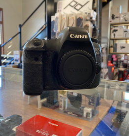 Used Canon 6D (Body only)
