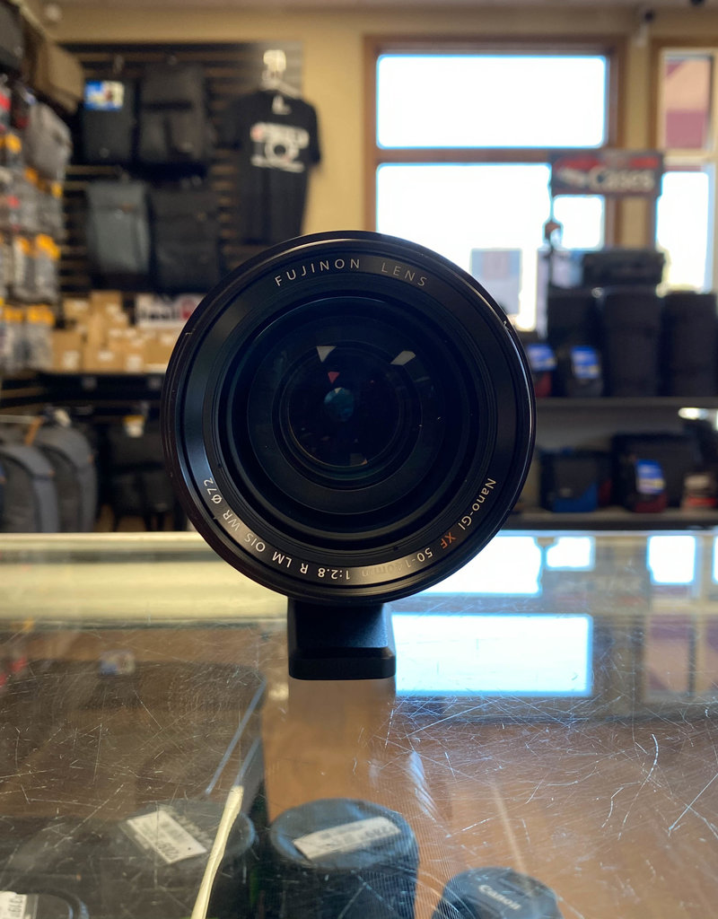 Used Fujifilm 50-140mm f/2.8 XF [3/5 cond]