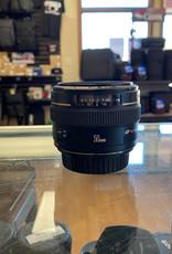 Used Canon EF 50mm f/1.4 USM