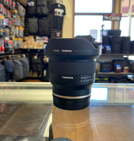 Used Tamron 24mm 2.8 Di III OSD [Sony E]