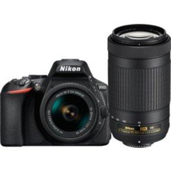 Nikon D5600 18-55 VR + 70-300 Kit (Black) #1580