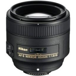Nikon Nikon AF-S NIKKOR 85mm f/1.8G #2201