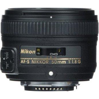 Nikon AF-S NIKKOR 50mm f/1.8G #2199