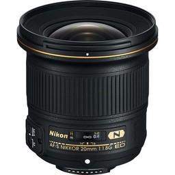 Nikon Nikon AF-S NIKKOR 20mm f/1.8G ED