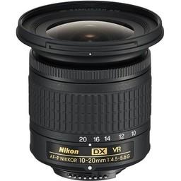 Nikon Nikon AF-P DX NIKKOR 10-20mm f/4.5-5.6G VR Lens  #20067