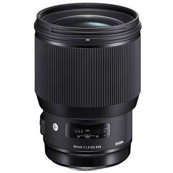 Sigma 85mm f/1.4 ART Canon