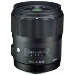 Sigma Sigma 35mm f/1.4 ART (Nikon)