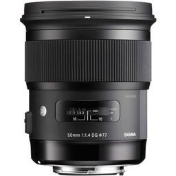 Sigma Sigma 50mm f/1.4 DG HSM ART (Nikon)